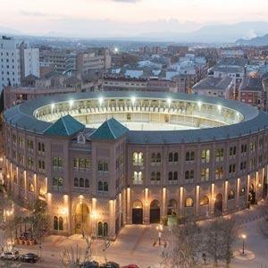 PLAZA DE TOROS, Granada