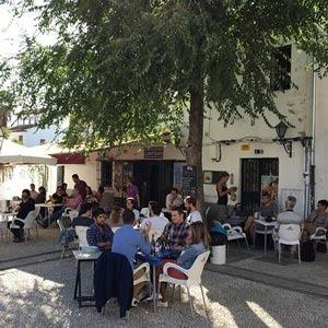 Bar Ocaña, Granada