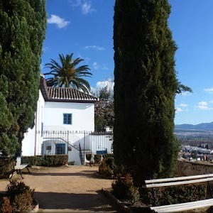 Casa-Museo Manuel de Falla, Granada