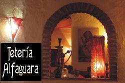 Tetería Alfaguara