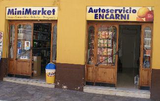 Minimarket Encarni