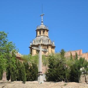 Sacromonte Abbey, Granada