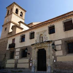 Iglesia de El Salvador, Granada