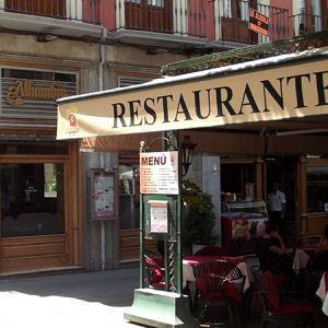 Cafetería Alhambra