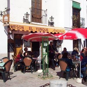 Mesón El Yunque