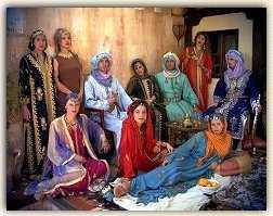 Moorish times Granada