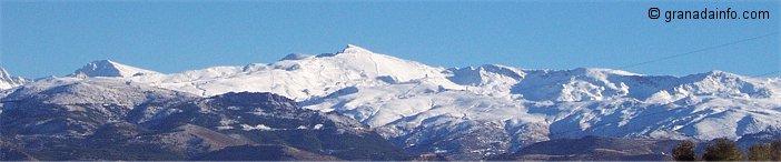 Sierra Nevada Ski Resort in Granada