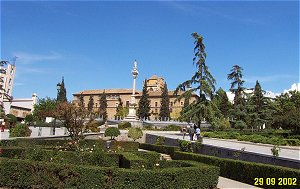 sacromonte abbey visit